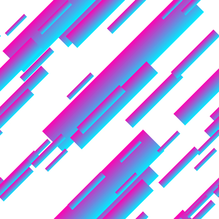 Abstract modern gradient seamless pattern