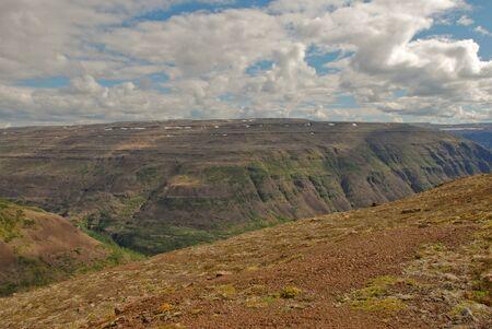 The Putorana Plateau. Rocky roof of the world.