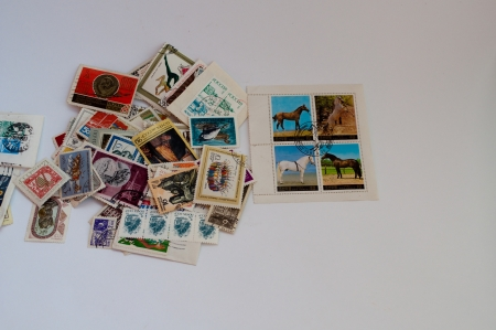 philately: In childhood we all do for philately. The memory remains albums with postage stamps.