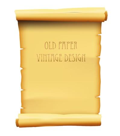 parchment texture: vecchia carta