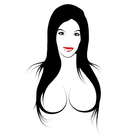 boob: sexy girl