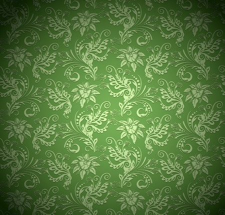 Vintage background texture. Christmas wallpaper design Vector