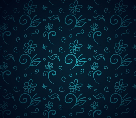 victorian christmas: Vintage background seamless texture