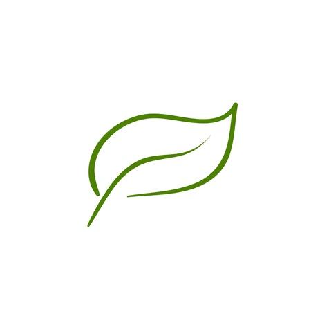 nurture: Leaf nature icon vector