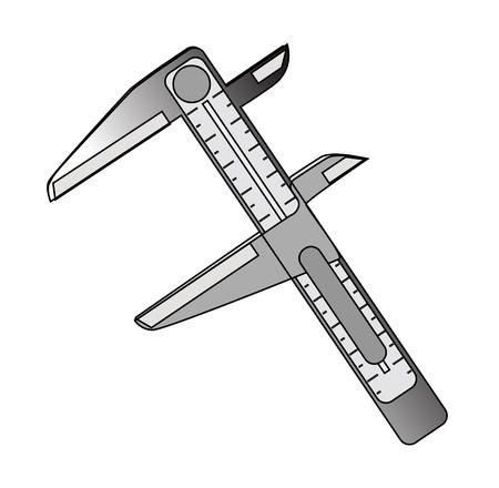 pied   � coulisse: vecteur pieds � coulisse Illustration