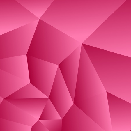 triangle shape: Abstract color geometric background