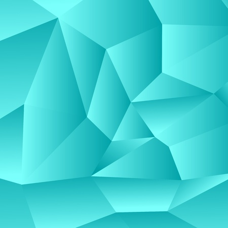 blue gradient background: Abstract color geometric background