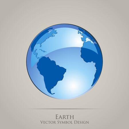 world atlas: Earth Planet Globe Icon