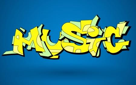 grafiti: Graffiti Urban Art Design