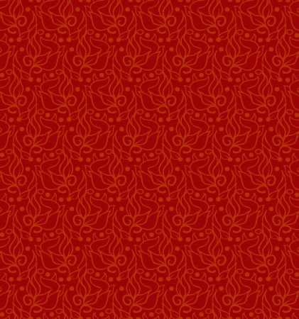 christmas seamless pattern: Christmas red paper wrapping background. Abstract seamless pattern texture