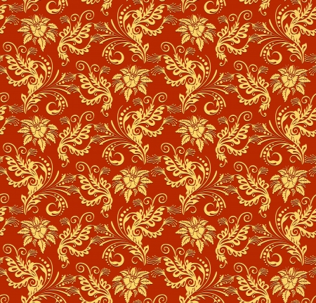 Christmas red paper wrapping background. Abstract seamless pattern texture Vector