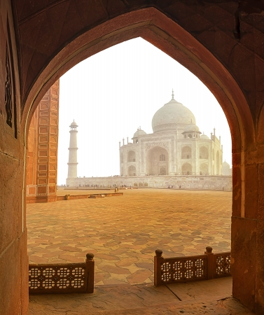 Taj Mahal, India photo