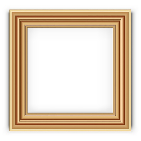 Frame for photo or picture Stock Vector - 19449583