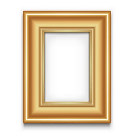 Frame for photo or picture Stock Vector - 19449541