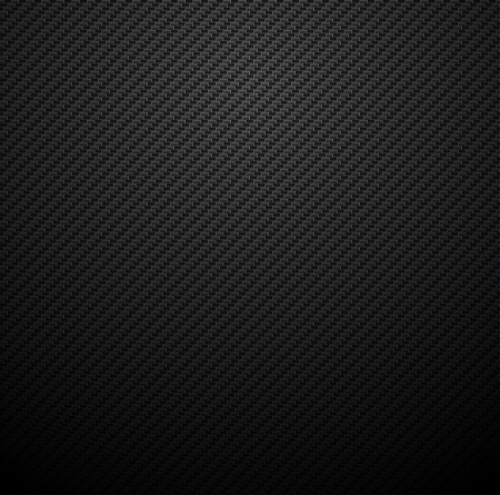 Carbon fiber background texture  Vector seamless pattern industrial material design  イラスト・ベクター素材
