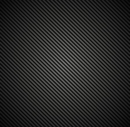 炭素繊維の背景テクスチャ ベクトルのシームレスなパターン産業材料設計  イラスト・ベクター素材