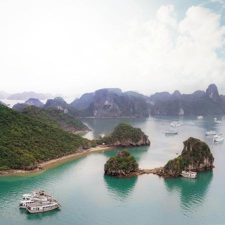 Halong Bay Vietnam photo