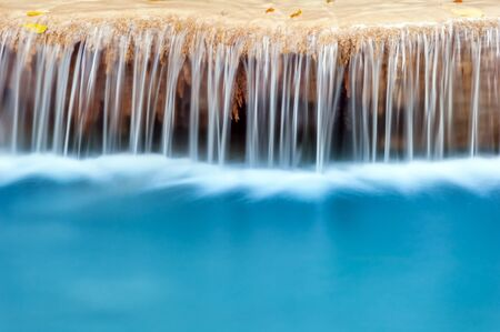 Fresh water natural background Zdjęcie Seryjne