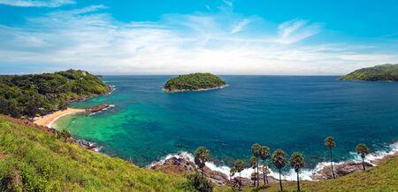 Beautiful nature panorama of Thailand, Phuket