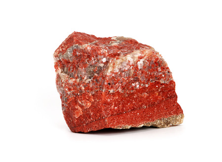 yields: A piece of ore which yields potash. Soligorsk mine. Byelorussia Stock Photo