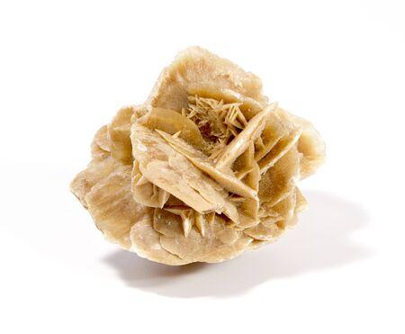 Desert Rose - gypsum crystallized under the influence of moisture and sun