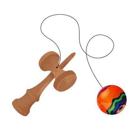 Kendama Japanese toy for agility