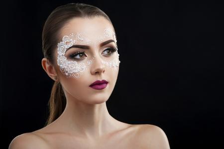 Makeup beauty shots