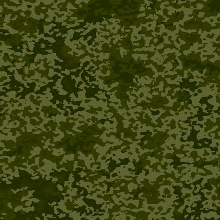 ミリタリー迷彩パターン。軍の背景。ベクトルの図。Eps 10。  イラスト・ベクター素材