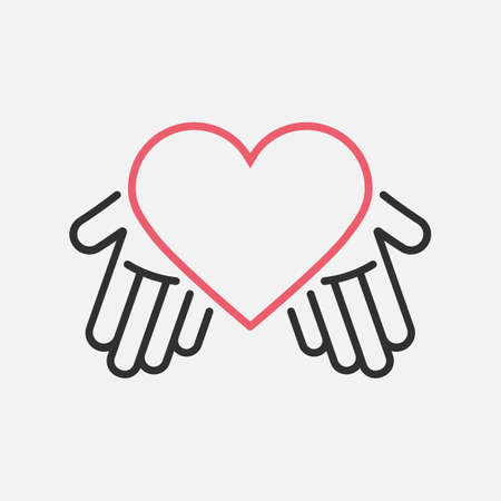 Two Hand With Heart icon.