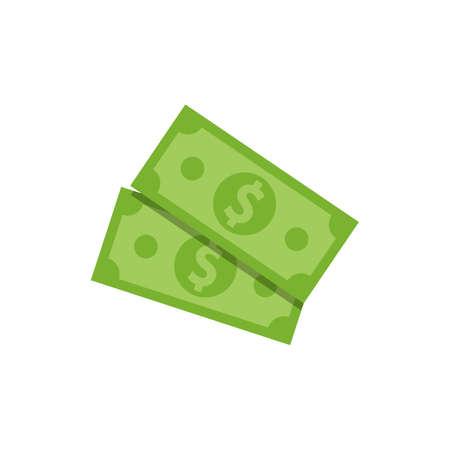 Dollar icon. Money sign. Dollar money cash icon. Cash register. Vector illustration. Eps 10.