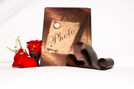 photo album: Old photo album