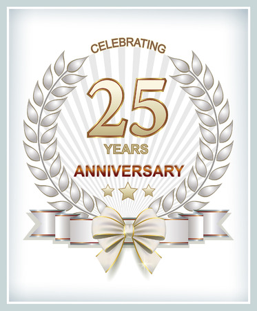 laureate: 25 years anniversary