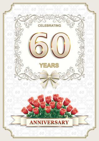 60th: 60th anniversary