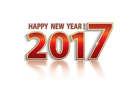 season s greeting: Happy New Year 2017
