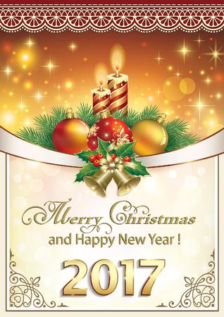 Merry Christmas 2017 Çizim