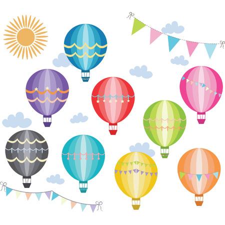 hot announcement: Hot Air Balloon Collection