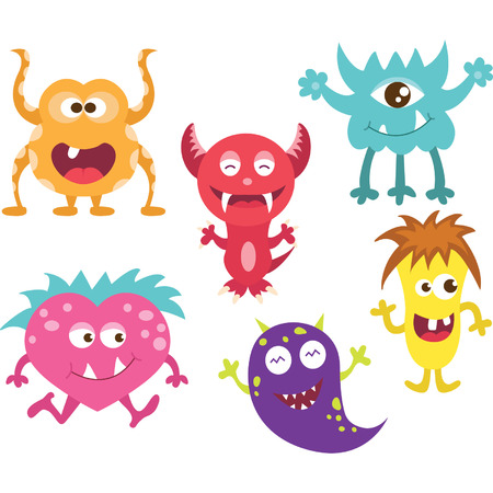 Cute Moster