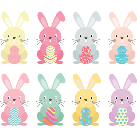 Easter Bunny set
