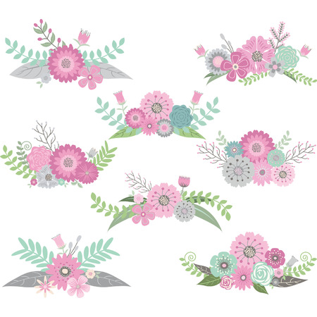 wedding: Wedding Flower Set