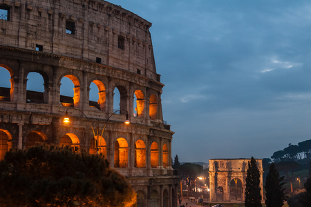 famous places: Some beautiful famous places in rome