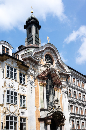 eventually: Asam ChurchAsamkirche was built by two brothers as their private church, but eventually became public