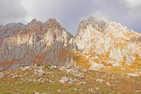Mountain  Fisht   Caucasus  Russia