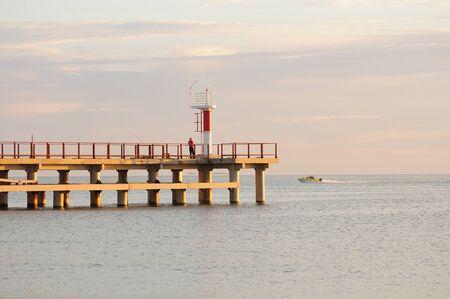 Coast of Black sea  Russia