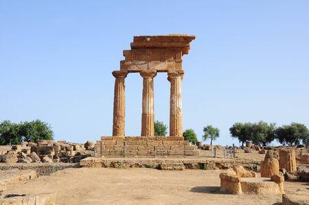 valley of the temples: Valley of the Temples  Agrigento  Sicily