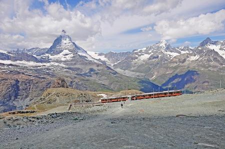 Gornergrat bahn  Switzerland