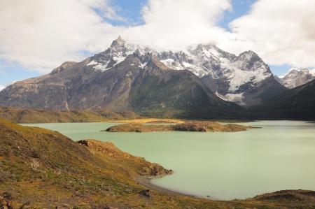 pain�: Parco Nazionale Torres del Paine Cile