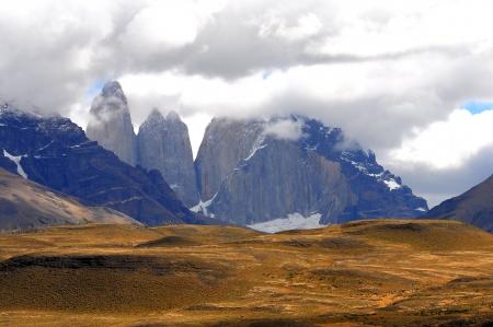 paine: National Park Torres del Paine  Chile