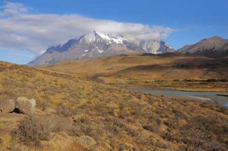 torres: National Park Torres del Paine  Chile