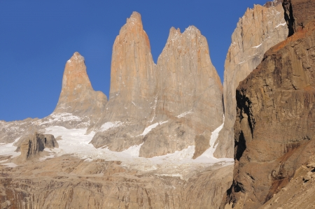 National Park Torres del Paine  Chile