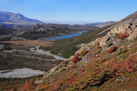 los glaciares: Los Glaciares National park